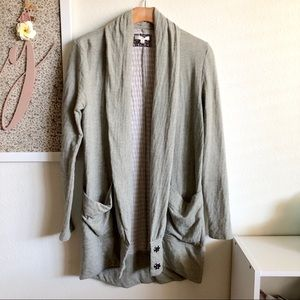 Anthropologie | Pure + Good cocoon cardigan